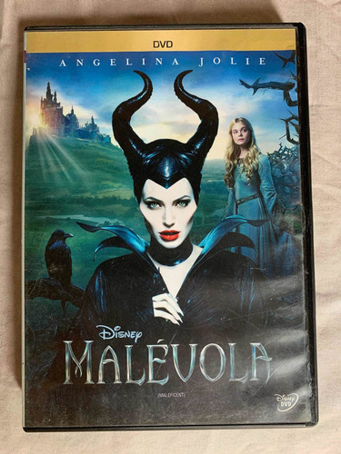 Dvd Malévola