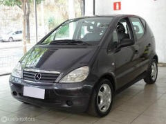 Mercedes-benz Classe A - 1.9 190 Classic Gasolina 4p Manual