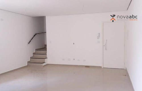 Imagem 1 de 17 de Cobertura Com 3 Dormitórios À Venda, 75 M² Por R$ 640.000,00 - Vila São Pedro - Santo André/sp - Co0239