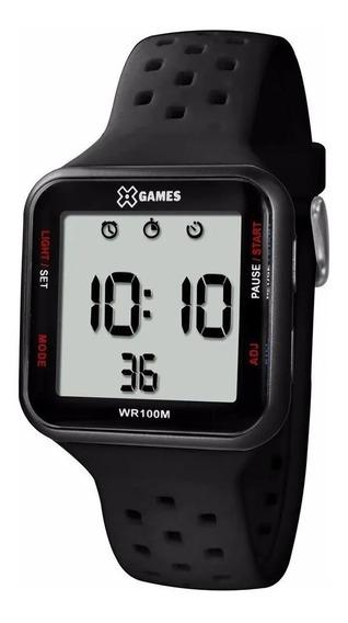 Relógio Pulso X Games Digital Esportivo Quadrado - Xgppd090