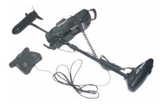 Motor Eletrico 54lbs Ft Dr Com Pedal Agua Doce C/nota