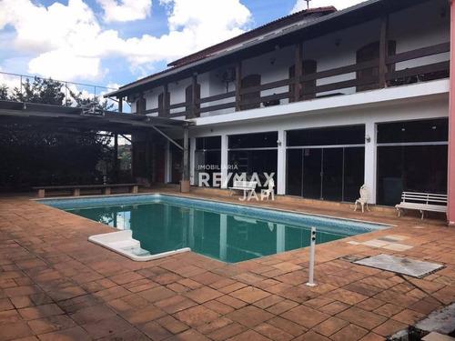 Chácara Com 5 Dormitórios À Venda, 3424 M² Por R$ 1.000.000,00 - Itupeva - Itupeva/sp - Ch0090