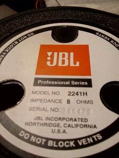 Parlante Jbl 18 Pulgadas. Made In Usa . 14 C/u