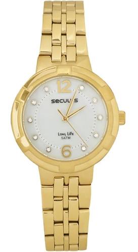 Relógio Feminino Seculus 23569lpsvda1