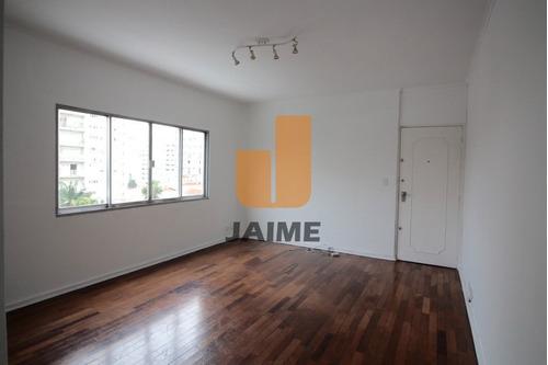 Apartamento Com 2 Dormitórios, Conservado, Excelente Localização. Próximo Ao Metrô Oscar Freire. - Bi4544
