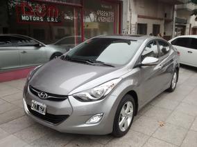 Hyundai Elantra 1.8 Gls 6at Seguridad Premium