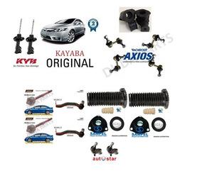 Kit Especial Suspensão New Civic 2006 Até 2011 - 1ª Linha