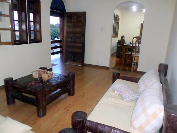 Casa Com 4 Quartos Para Comprar No Santa Mônica Em Belo Horizonte/mg - 43899