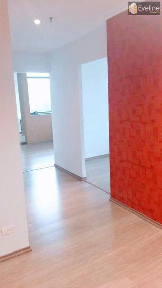 Sala A Venda No Centro De Mogi Das Cruzes - 56m² - V577