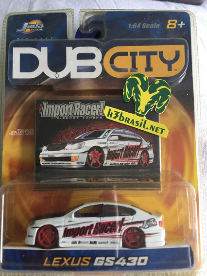 Bx402 Jada Dub City Lexus Gs430