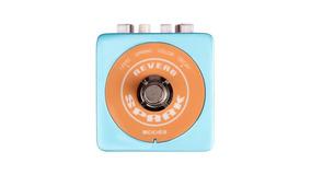 Pedal Mooer Spark Reverb Srv1 + Nf