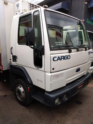 Cargo 815 2006 Unico Dono Refrigerado Acoplado Eletrico