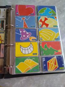 700 Cartões Telefônicos Excelente Variedade Ótima Coleção!!!