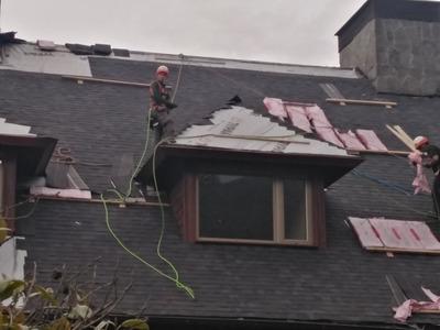 Solo Roofing Spa Especialistas En Servicios Tejas Asfalticad