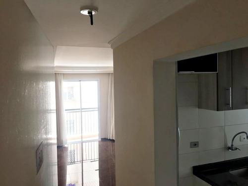 Apartamento De 62m² 3 Dormitórios, Lazer Completo 320.000