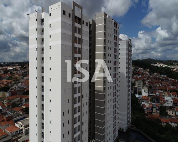 Lançamento Apartamento Venda, Residencial La Vista Moncayo, Jardim Piratininga, Sorocaba, 2 Dormitórios, 1 Suite, Sala 2 Ambientes, Banheiro Social - Ap02158 - 34464310
