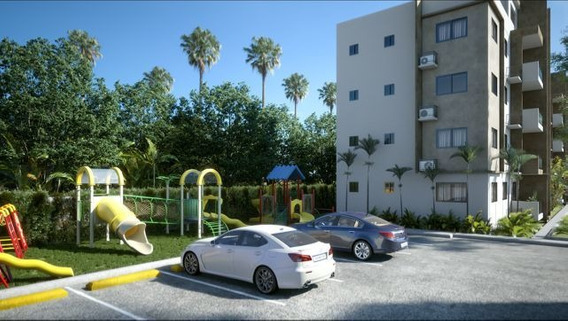 Apartamentos En Hermoso Residencial Excelente Ubicacion