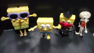 Coleccion Mc Donalds Bob Esponja Ultimo Lote !!! Bob Esponj