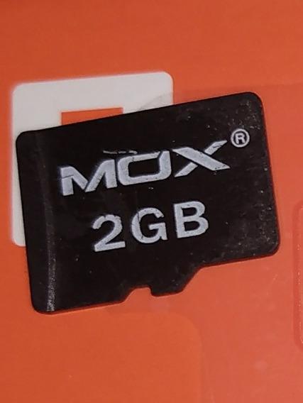 Micro Sd 2gb Mox