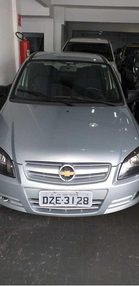 Chevrolet Celta Spirit, Prata 2008.
