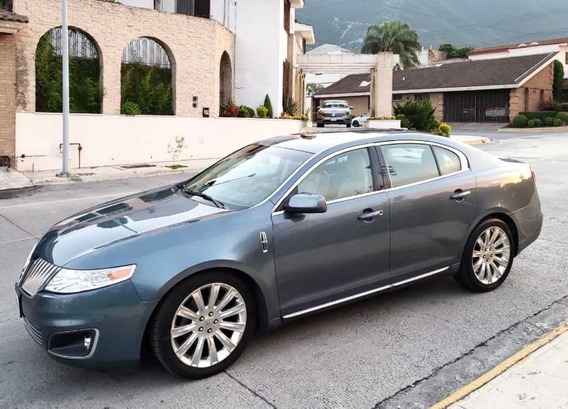Lincoln Mks 2010 3.5 Ecoboost At
