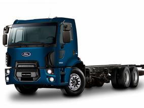 Ford Cargo 1723 6x2 Eak 4b3 Rc Mt 48 St 0km 2019 /// Forcam