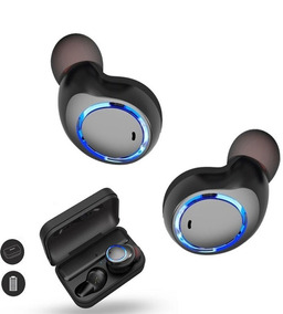 Fone De Ouvido Earfone Sem Fio Bluetooth Awei T3 C/ Case
