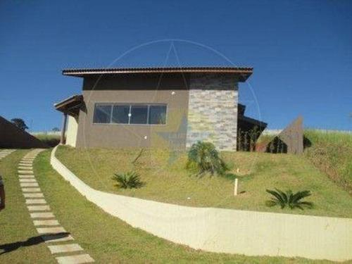 Casa À Venda Em Condomínio Fechado - Atibaia - Ca1583
