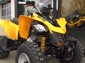 Can-am Ds 250 2016 0km Cuatriciclo Atv Deportivo