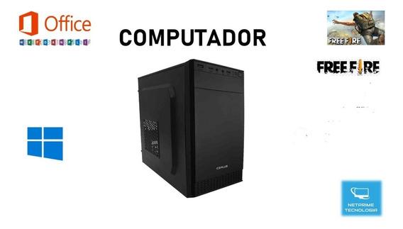 Computador Core I7, Ssd 120gb, 4 Gb Ram