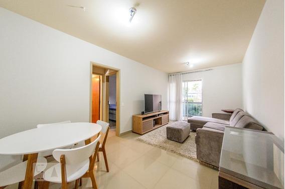 Apartamento Para Aluguel - Vila Itapura, 1 Quarto, 75 - 893109553