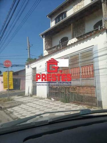 Imagem 1 de 10 de Casa De Rua-à Venda-jardim Ana Maria-sorocaba - Stca40064
