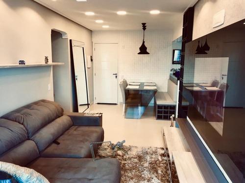 Apartamento A Venda No Bairro Vila Caiçara Em Praia Grande - 3648-1