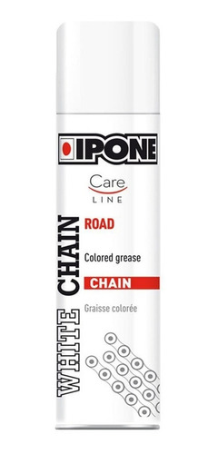 Lubricante Para Cadena Ipone Spray Chain White - 250ml - Fas