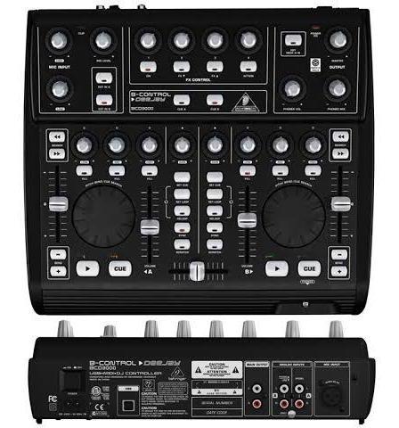 Controladora Bcd 3000 Com Caixa , Manual E Cd De Instalação