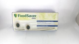 Rollos Empacado Al Vacío Foodsaver 28cm 5.4mts Caja*2