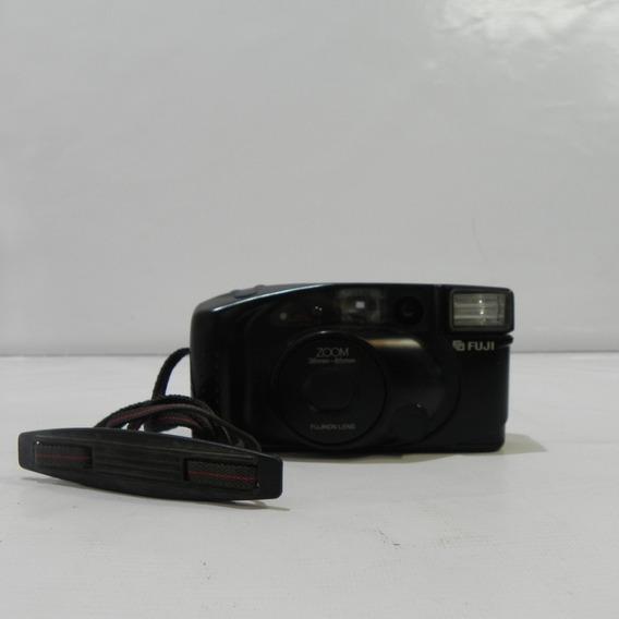 Câmera Analógica Fuji Dl-900 Zoom 1990 - No Estado