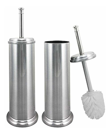 Ldr Industries Toilet Brush And Canister