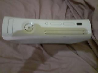 Consola X Box 360 Repuesto X Allí Funciona.