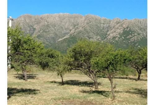 Imagen 1 de 10 de Lote 1100 Mts Un Verdadero Mirador Natural A Las Sierras!!!