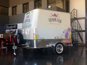 Food Truck Patentado De Fábrica Con Lcm