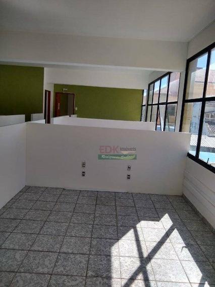 Sala Para Alugar, 200 M² Por R$ 2.500/mês - Centro - Taubaté/sp - Sa0204