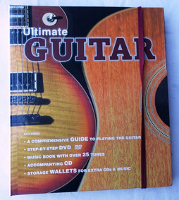 Learn To Play The Guitar - Box Set Book + Dvd - Nick French