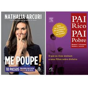 Combo Livro Digital-me Poupe+pai Rico,pai Pobre