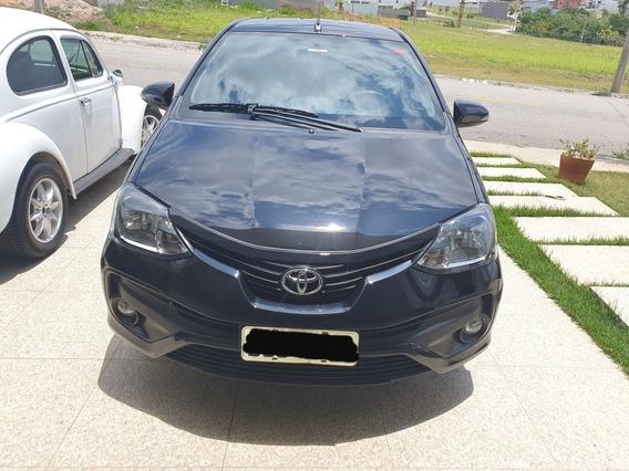 Toyota Etios 1.5 16v Sd Xls Aut.