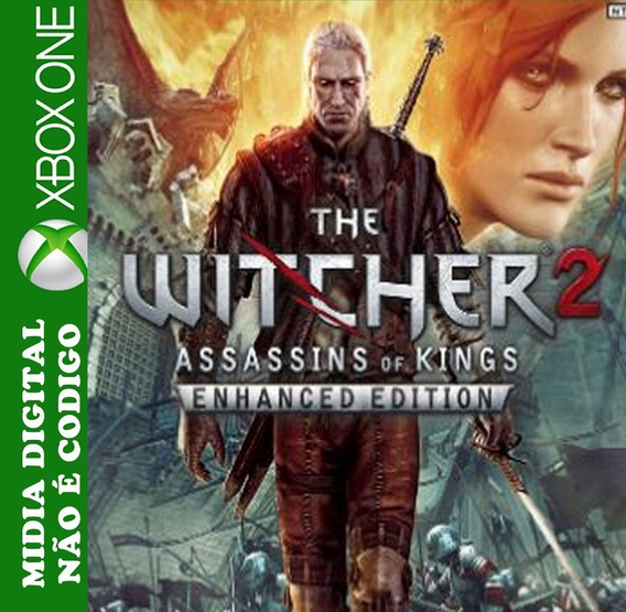 The Witcher 2 Xbox One