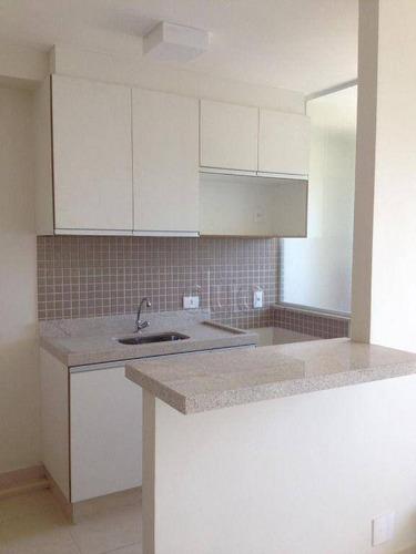 Apartamento À Venda, 45 M² Por R$ 175.000,00 - Jardim São Francisco - Piracicaba/sp - Ap4383