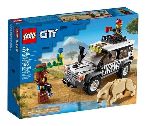 Lego City Todoterreno De Safari 60267