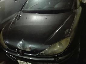 Peugeot 206 Automático Usado 2009 Para Reparar O Repuestos