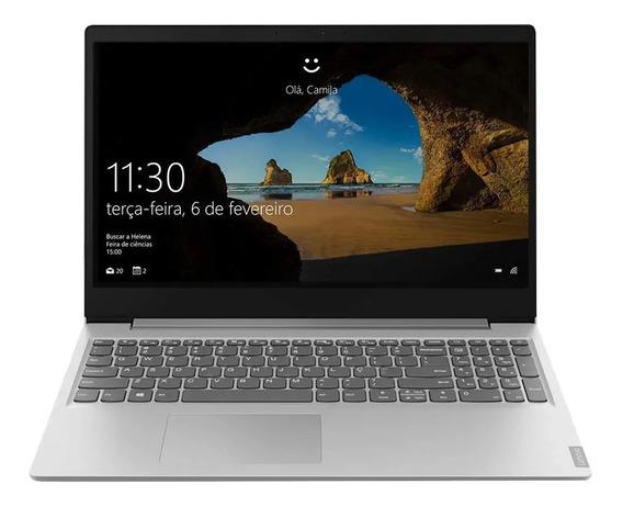 Notebook Lenovo Ideapad S145 4gb 500 Win10 15.6 12x S/juros
